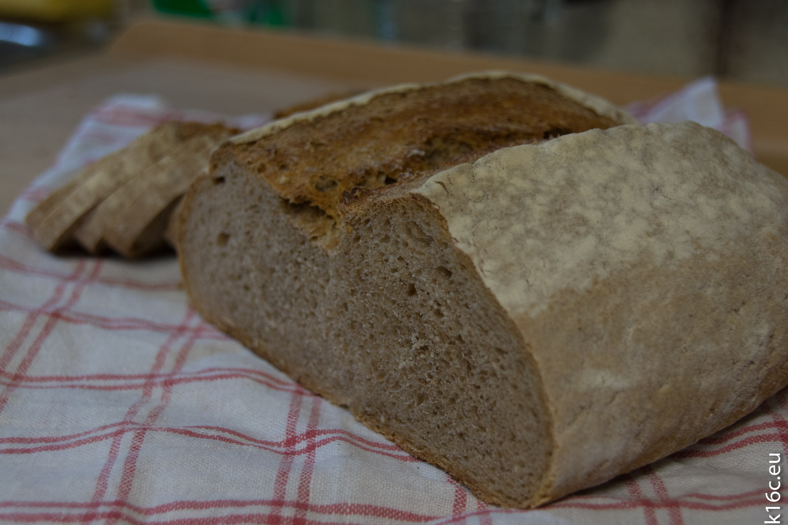 Black Beer Bread
