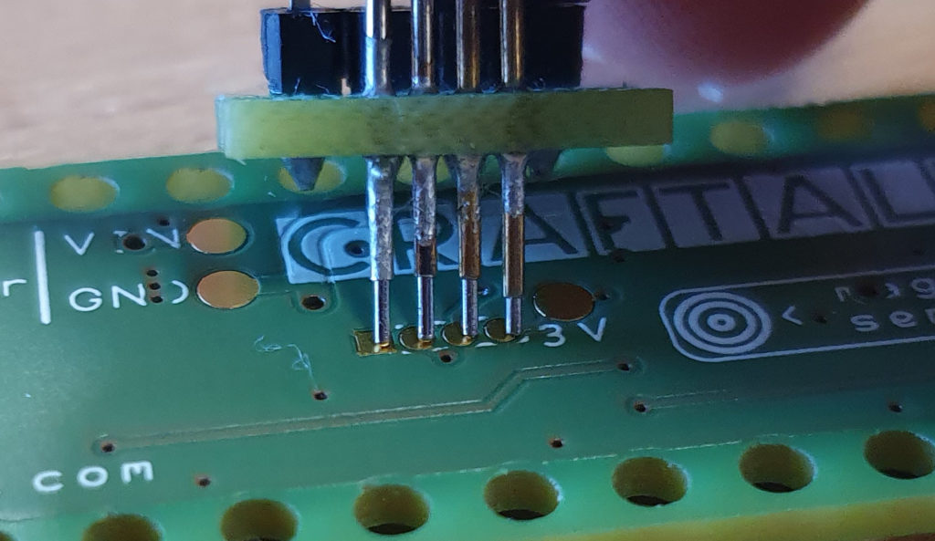 programming pins